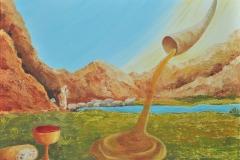 psalm 23 deel 2 Gij zalft mijn hoofd met olie