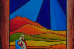 Kerstraam Goede Vrijdag , Kerst en Pasen  125,-