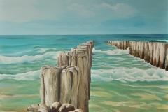 strandpalen-in-zee